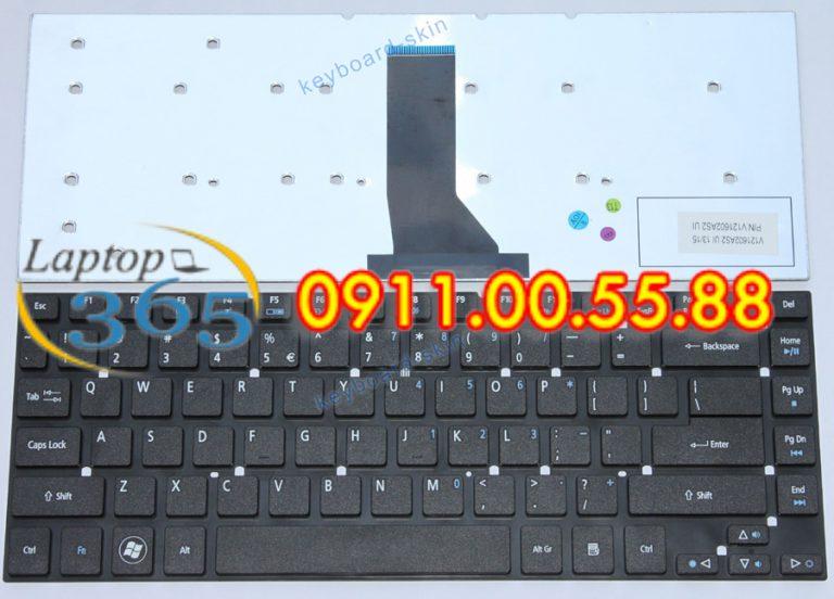 Bàn phím Laptop Acer Aspire 3820t