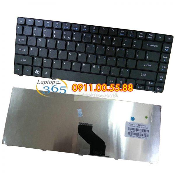 Bàn Phím Laptop Acer Aspire 4740G