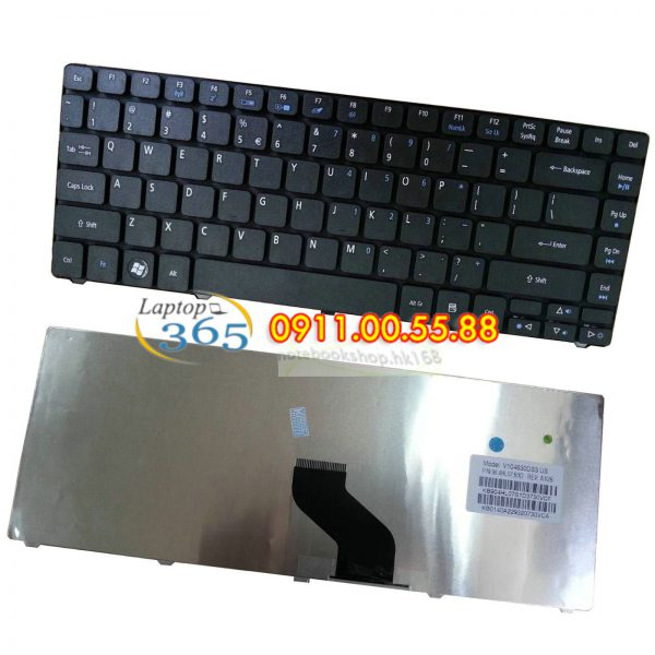 Bàn phím Laptop Acer Aspire 4733