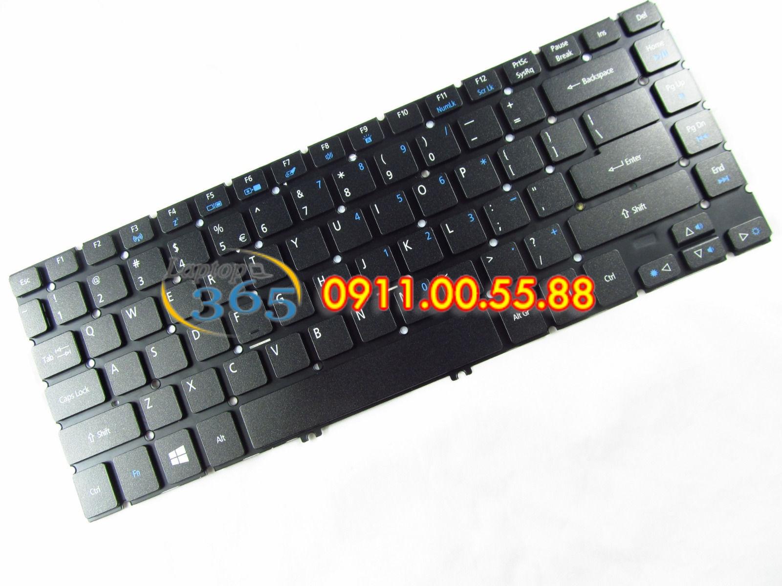 Bàn Phím Laptop Acer Aspire V5-551G