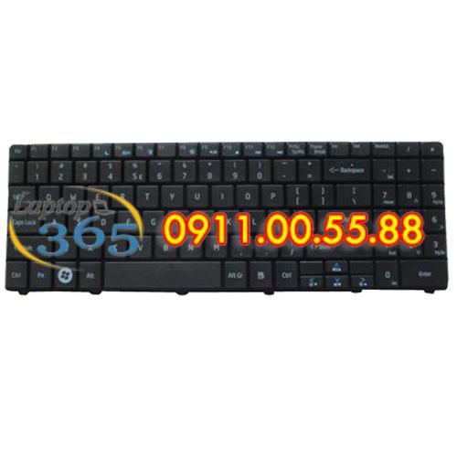 Bàn Phím Laptop Acer Emachines E525