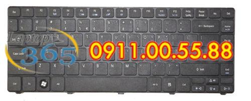 Bàn Phím Laptop Acer eMachines D730
