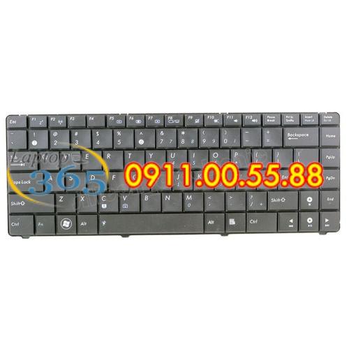 Bàn Phím Laptop Asus K40AN
