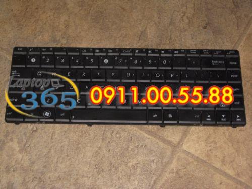 Bàn Phím Laptop Asus X43