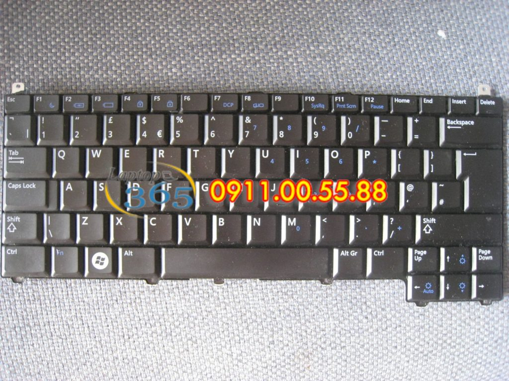 Bàn Phím Laptop Dell Latitude E5400