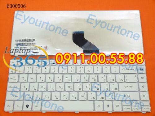 Bàn Phím Laptop Gateway Bell EasyNote NM87