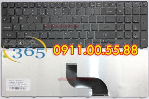 Bàn Phím Laptop Gateway NV55C Series