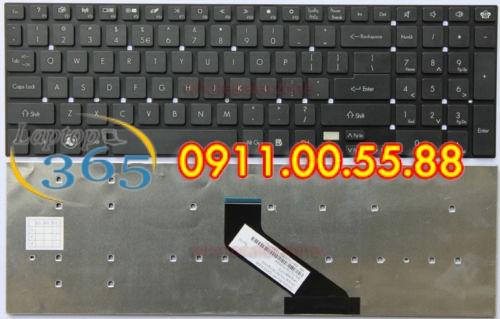 Bàn Phím Laptop Gateway NV75S
