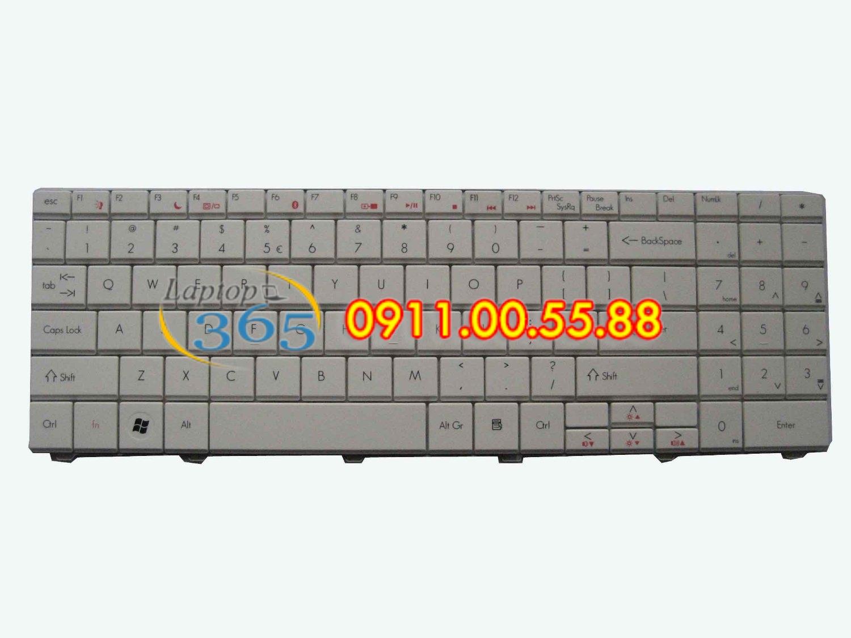 Bàn Phím Laptop Gateway NV78