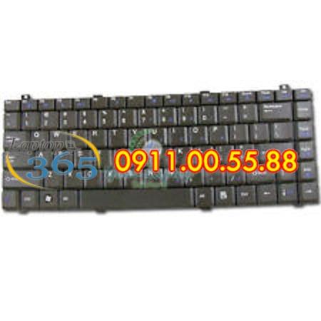 Bàn Phím Laptop Gateway T63
