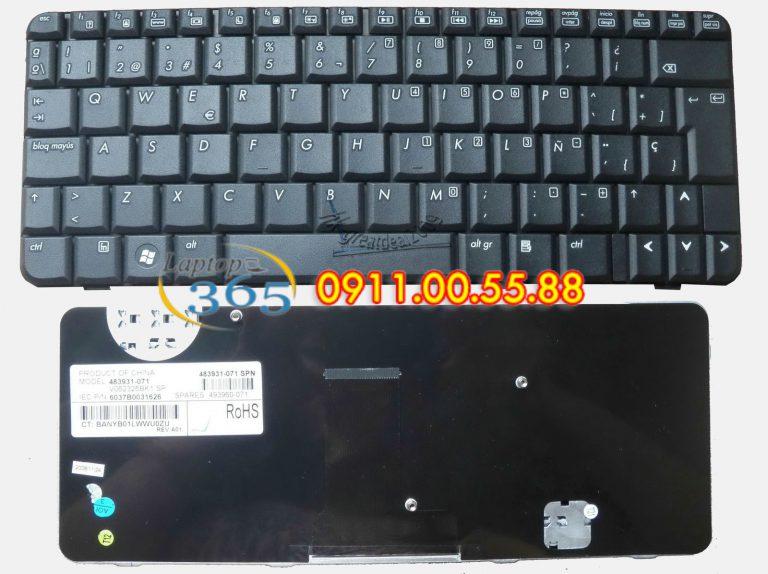 Bàn Phím Laptop HP CQ20