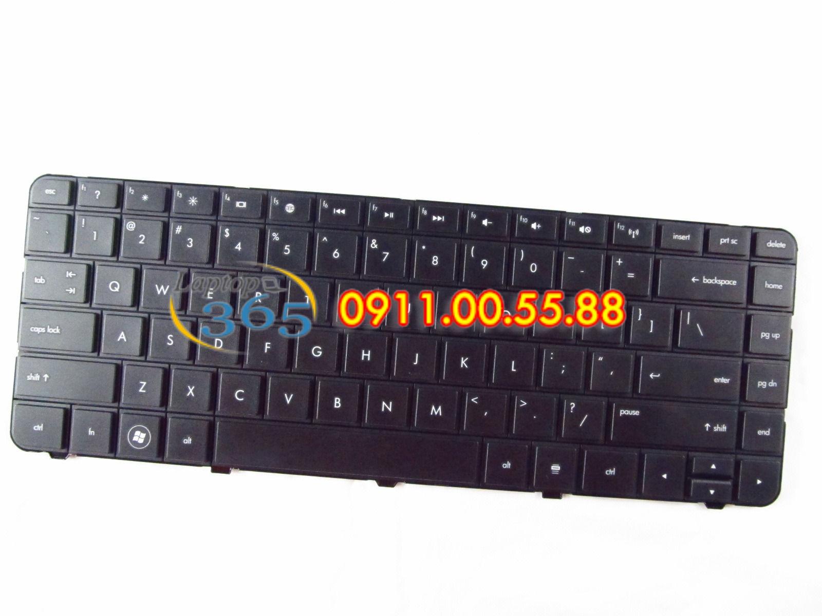 Bàn Phím Laptop HP Compaq 621