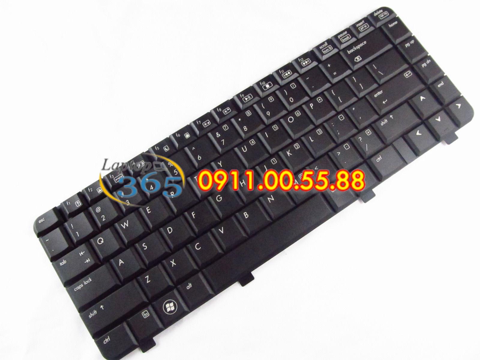 Bàn Phím Laptop HP DV5-series 1000