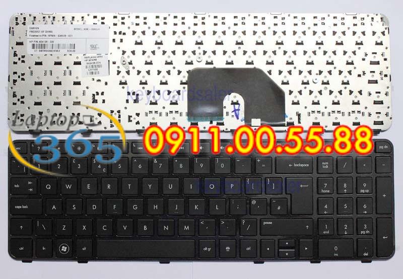 Bàn Phím Laptop HP DV6-6000