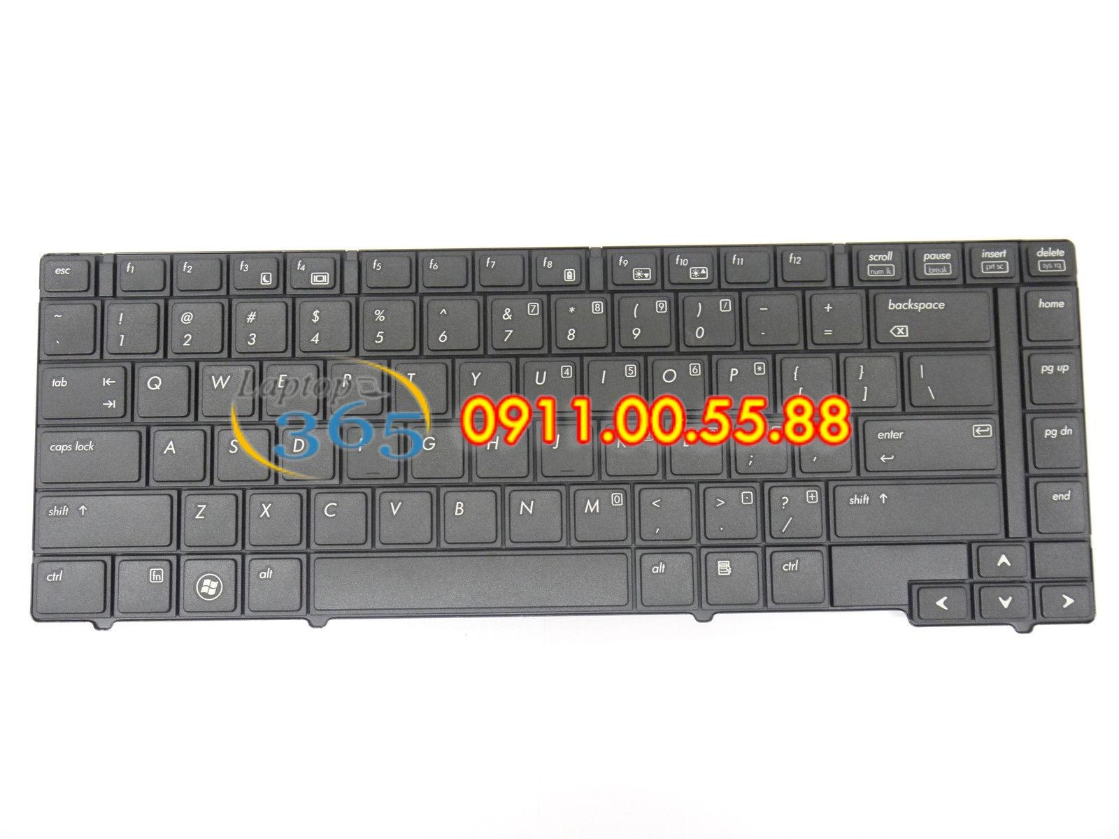 Bàn Phím Laptop HP ERI 6540B