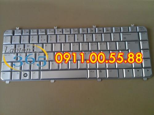 Bàn Phím Laptop HP Pavilion DV5 (Core I, đen-trắng)