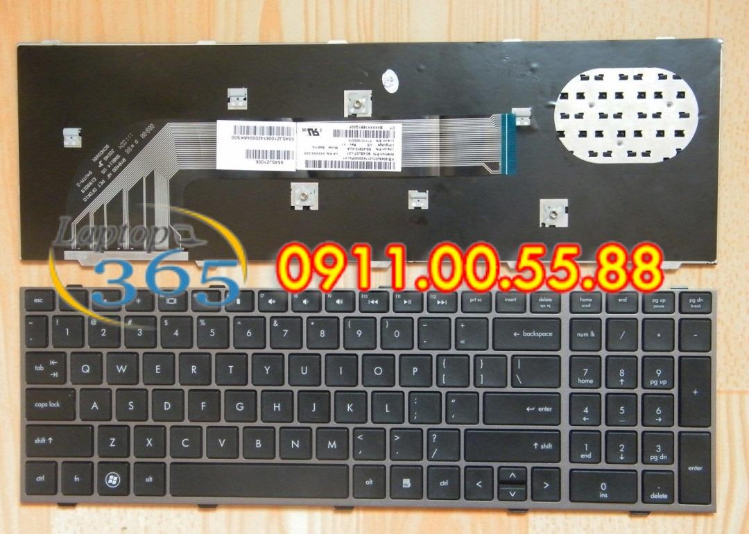 Bàn Phím Laptop HP Probook 450