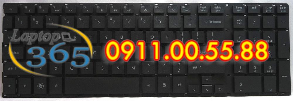 Bàn Phím Laptop HP Probook 4525S (phím số)