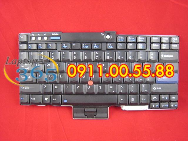 Bàn Phím Laptop IBM/Lenovo W700
