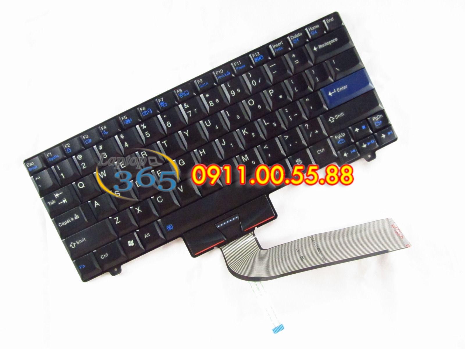 Bàn Phím Laptop IBM ThinkPad X61
