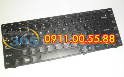 Bàn Phím Laptop Lenovo Ideapad B450