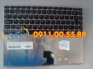 Bàn Phím Laptop Lenovo Ideapad Z360A