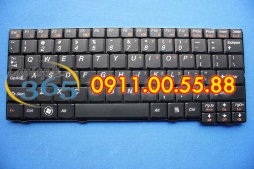 Bàn Phím Laptop Lenovo S10 (MINI) màu đen, trắng