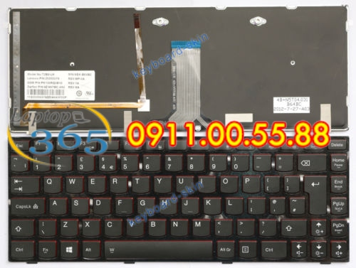 Bàn phím Laptop Lenovo Ideapad G450