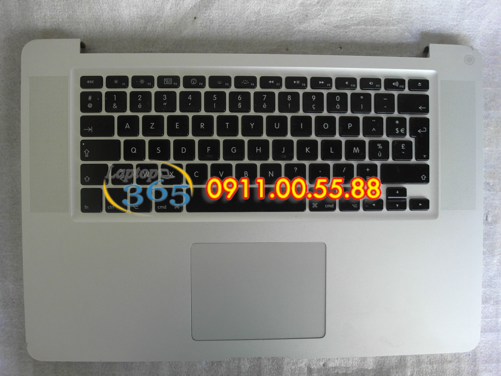 Bàn Phím Laptop Macbook AIR A1237