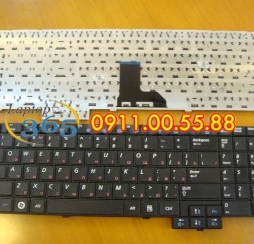Bàn Phím Laptop Samsung R670
