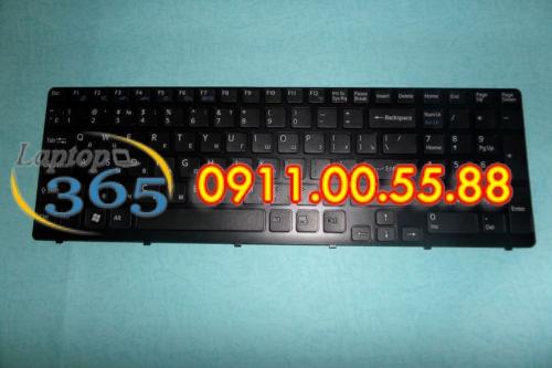 Bàn Phím Laptop Sony SVE - 15 series (đen,bạc, trắng)