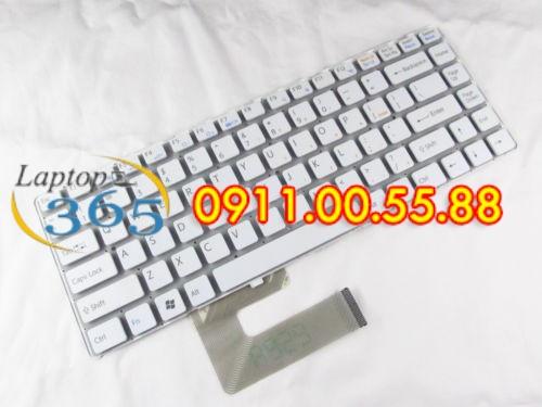 Bàn Phím Laptop Sony VGN SR, Series