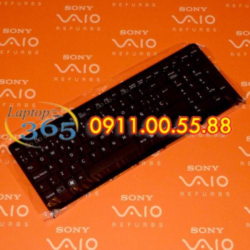 Bàn Phím Laptop Sony VPC-F217 (CORE i7)