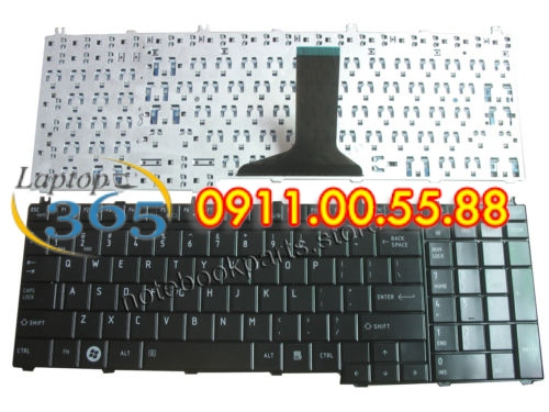 Bàn Phím Laptop Toshiba Qosimio A500 series phím số