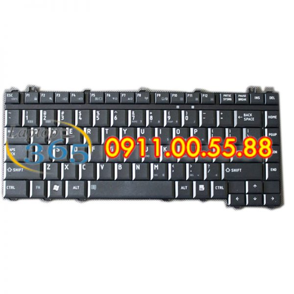Bàn Phím Laptop Toshiba Satellite A200 series