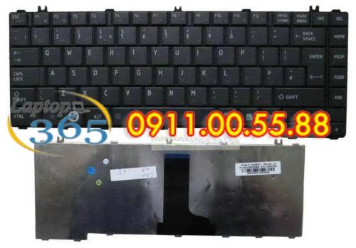 Bàn Phím Laptop Toshiba Satellite L630
