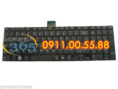 Bàn Phím Laptop Toshiba Satellite L875