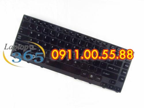 Bàn Phím Laptop Toshiba Satellite M600 series