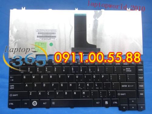 Bàn Phím Laptop Toshiba Satellite P745 series