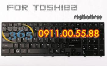 Bàn Phím Laptop Toshiba Satellite P750