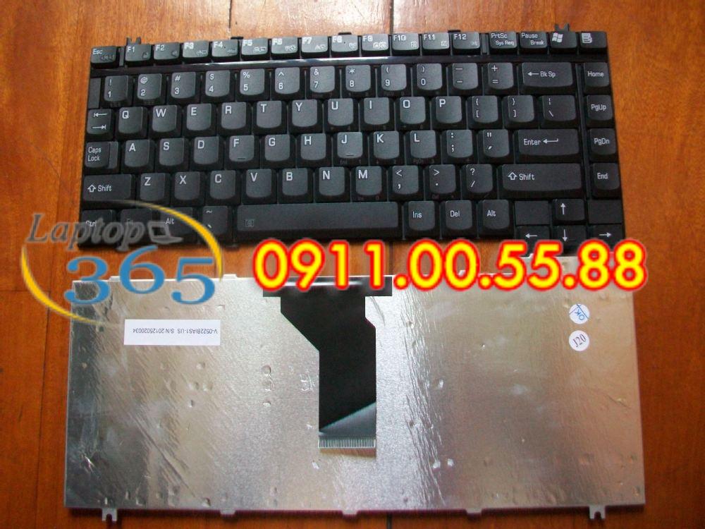 Bàn Phím Laptop Toshiba Tecra A1
