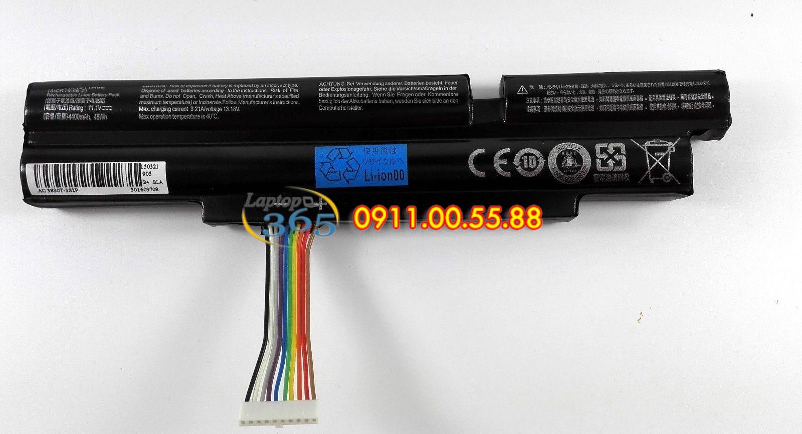 Pin Laptop Acer Aspire 3830G