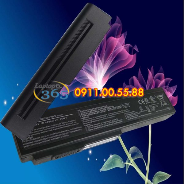 Pin Laptop Asus N61J