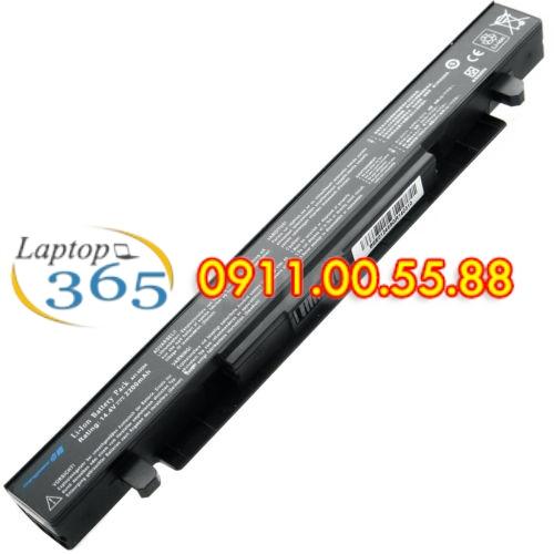Pin Laptop Asus X550lc