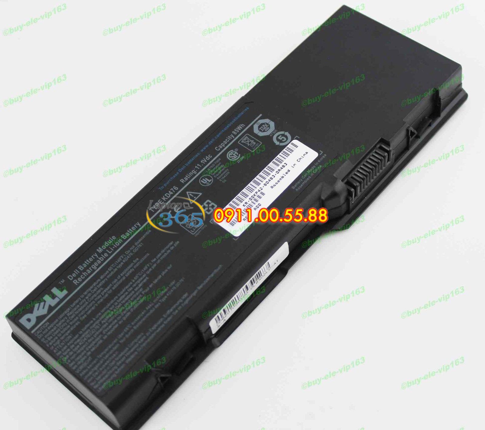 Pin Laptop Dell E1705