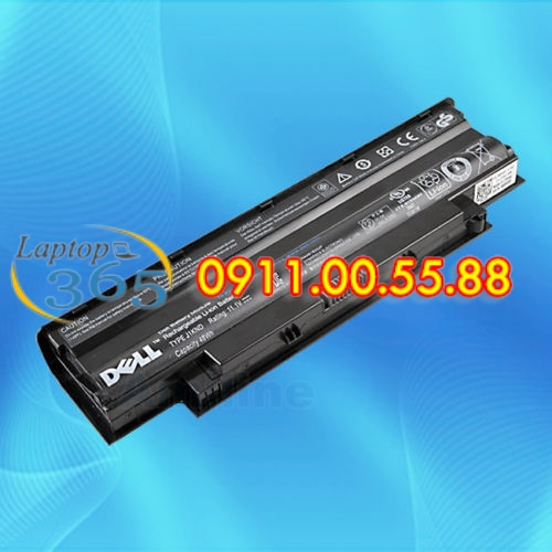 Pin Laptop Dell Inspiron 14R Black