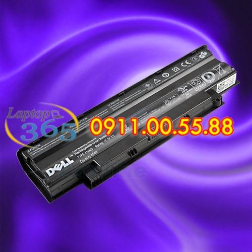 Pin Laptop Dell Inspiron N4010 Black