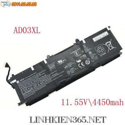 Pin Laptop HP ENVY 13