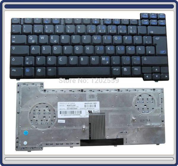 Bàn phím Laptop HP Compaq NC8200