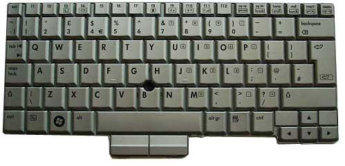Bàn phím Laptop HP Compaq 2710p